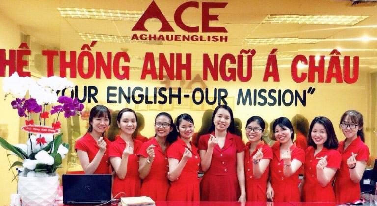 Trung tâm Anh Ngữ Á Châu ở Hóc Môn