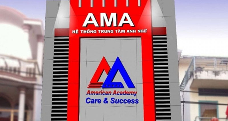 AMA là triung tâm anh ngữ chất lượng dành cho trẻ em