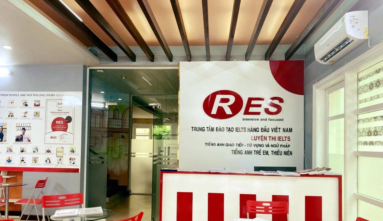 Trung tâm anh ngữ RES tại TPHCM