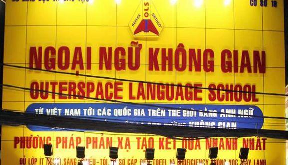 Trung tâm ngoại ngữ Không Gian ở Gò Vấp