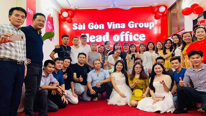 Saigon Vina là trung tâm tiếng anh hàng đầu tại Hóc Môn TPHCM
