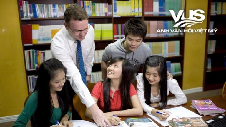 Khóa học VUS Young Leaders - Anh ngữ thiếu niên