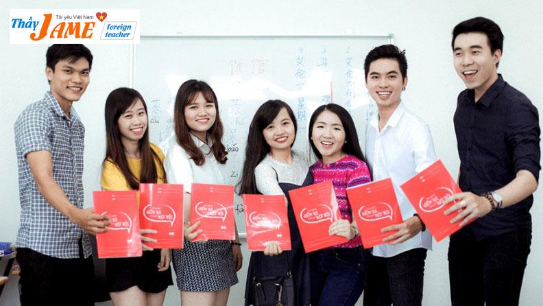 Khóa học tiếng Trung tại Hoa Văn Thương Mại Thành Phố