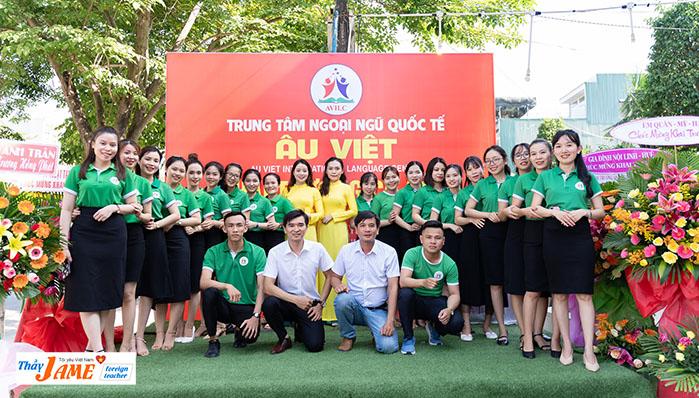 Trung tâm ngoại ngữ quốc tế Âu Việt