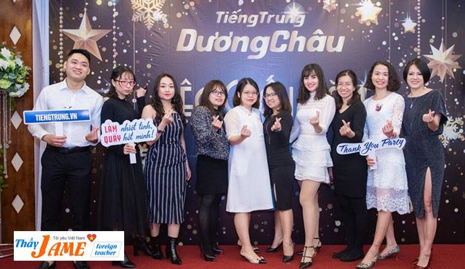 Trung tâm tiếng trung Dương Châu Hà Nội
