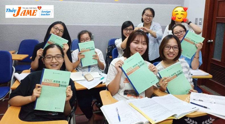 Trung tâm tiếng Trung Hoài Phương HSK