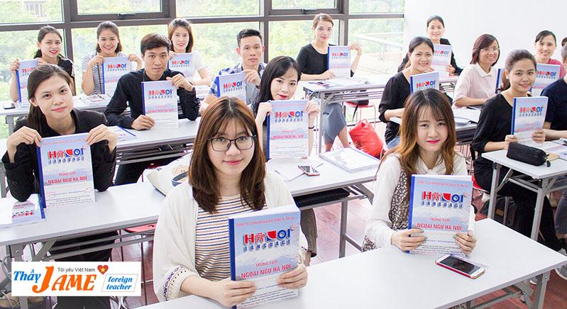 Trung tâm tiếng Trung Ngoại Ngữ Hà Nội