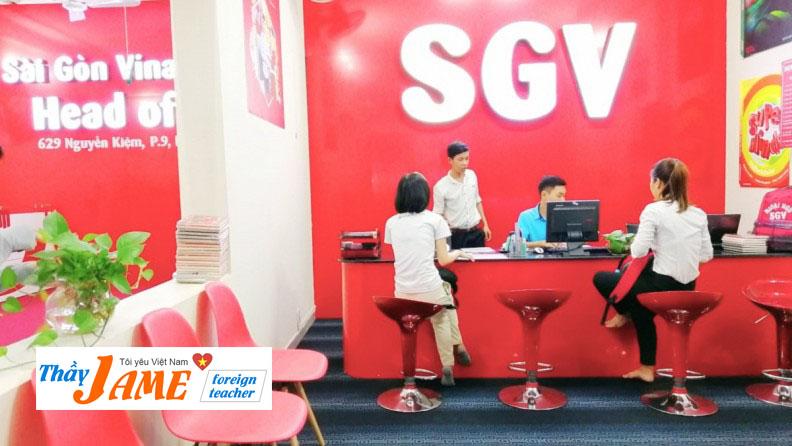 Khóa học tiếng Trung Saigon Vina