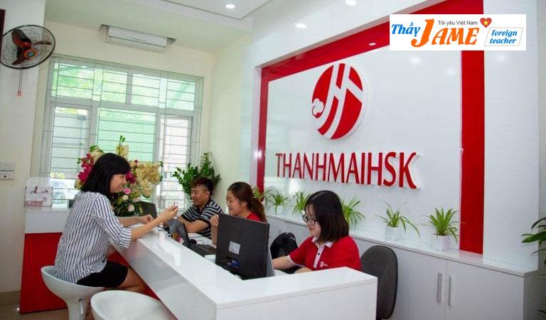Trung tâm tiếng Trung ThanhmaiHSK Hà Nội