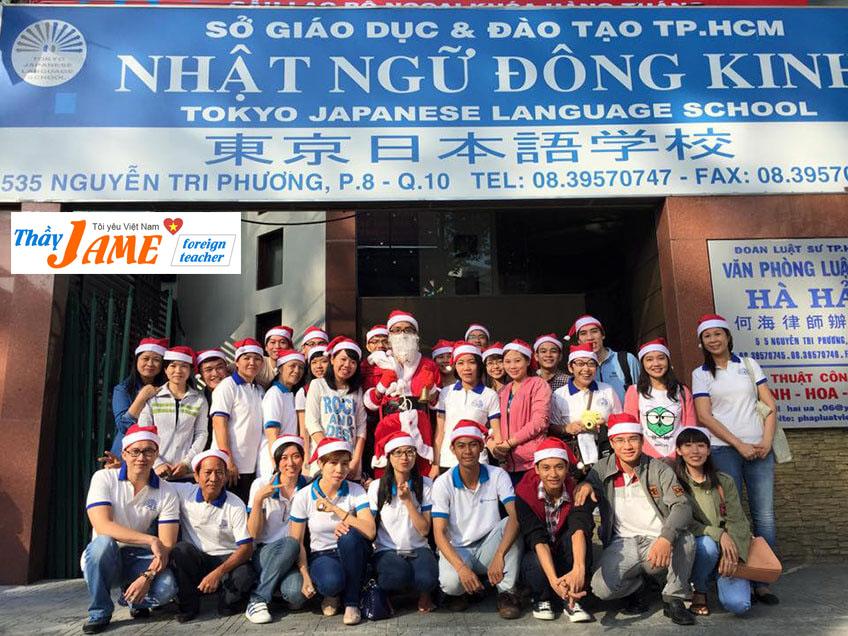 Trường Nhật Ngữ Đông Kinh TPHCM