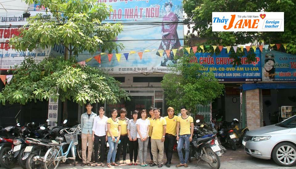Trường Nhật Ngữ IVY Tphcm