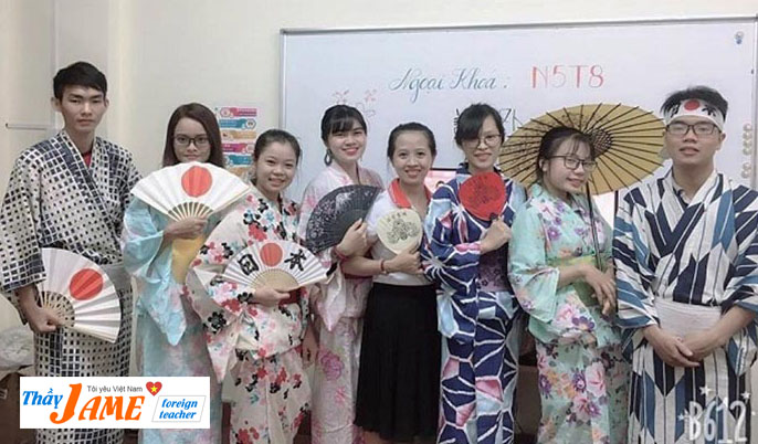 Trường nhật ngữ Sakura nhận được nhiều Review tích cực